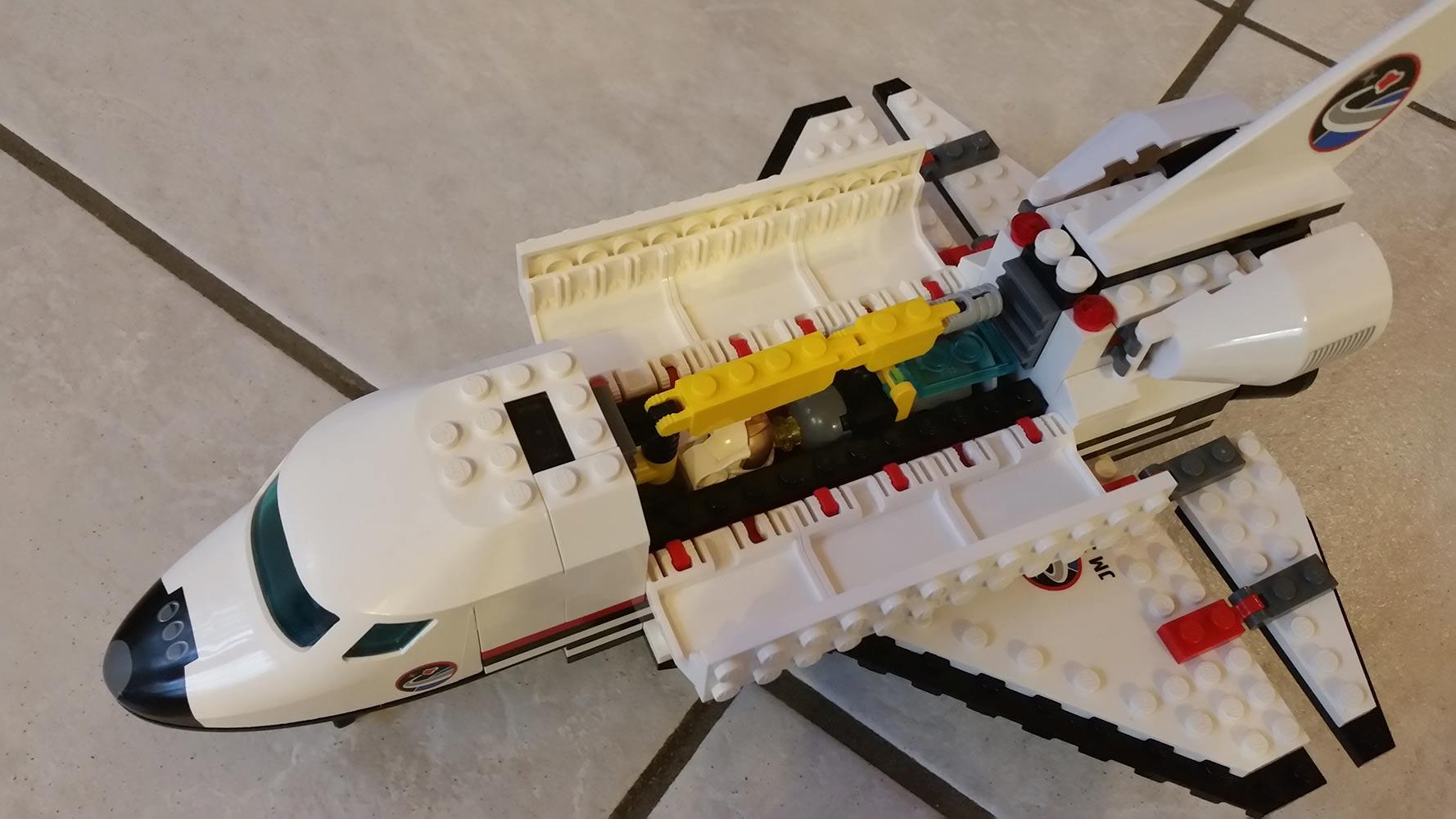 lego space shuttle alt bauanleitung - photo #43